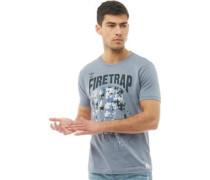 Anacost T-Shirt Blau