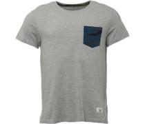 Kennebec River Camo T-Shirt meliert