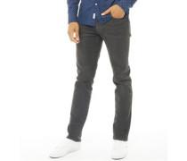 511 Jeans in Slim Passform Schwarz