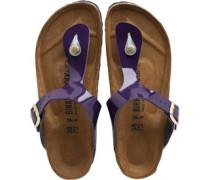 Womens Lack LS Sandals Violett