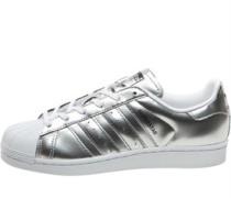 Superstar Sneakers Silber