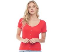 Polly T-Shirt Rot
