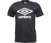 Beach T-Shirt Schwarz