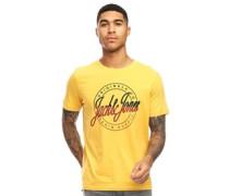 Rival T-Shirt Hellgelb