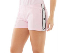 Star Chevron Taped Poly Track Jersey Shorts Hell