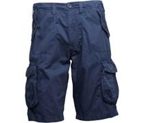 Cargo Shorts Blau