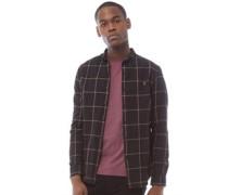 Burrow Hemd mit Button-Down Kragen