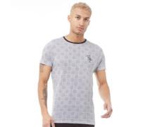 Wales T T-Shirt Weiß