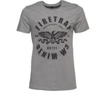 Rouen T-Shirt Graumeliert
