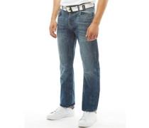 New Baltimore Jeans mit geradem Bein Hell