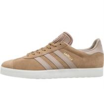 Gazelle Sneakers Hellbraun