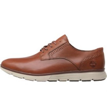 Franklin Park Oxford Schuhe Kastanien