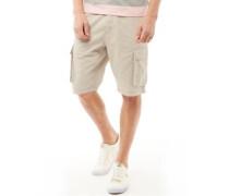 Cargo Shorts Steingrau