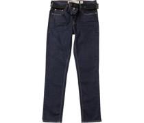 Bancroft Stretch Wash Jeans in regulär Passform