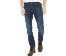 Deadly 01 Skinny Jeans Verblasstes Dunkel