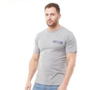 Invert Logo T-Shirt Graumeliert
