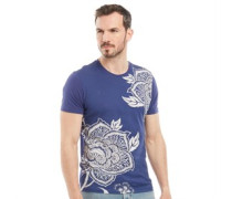 Arko T-Shirt Blau