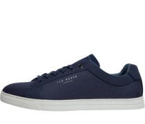 Klemes Text Sneakers Navy
