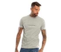 Defo T-Shirt Hellgraumeliert