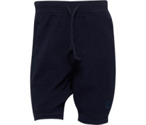 x Wings + Horns Linear Shorts Navy