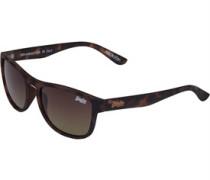 Rockstar Sonnenbrille Braun