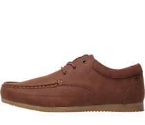 Nero Freizeit Schuhe Hellbraun