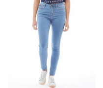 Sophia High Waist Super Skinny Jeans Hell