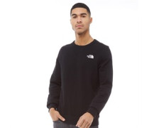 Street Sweatshirt Schwarz