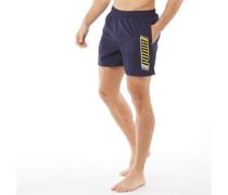 Essentials Summer Logo Shorts Navy