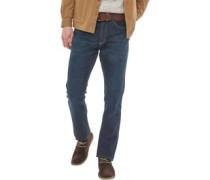 Bancrofter Jeans mit geradem Bein Indigo