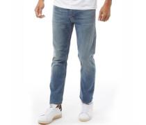 511 Jeans in Slim Passform Verblasstes