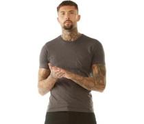Arkham T-Shirt Anthrazitmeliert
