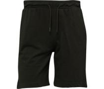 Mens Barker Shorts Dark Khaki