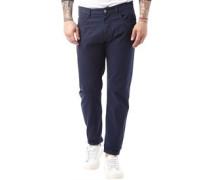 J45 Jeans in Slim Passform Navy