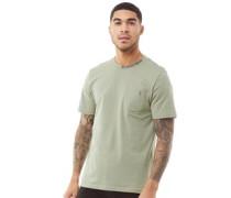Mogens Normale Passform T-Shirt Grün