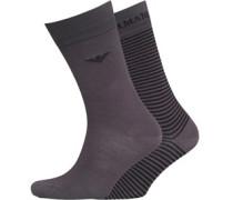 Anth Socken Grau