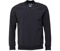 x Wings + Horns Superstar Track Training Top Anthrazit