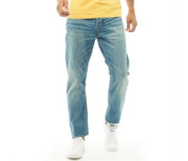 Copperfill Jeans mit geradem Bein Hell