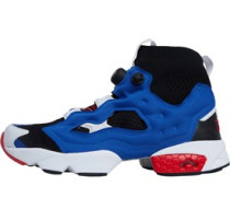 InstaPump Fury OG Ultra Sneakers Schwarz