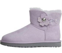 Mini Bailey Button Poppy Stiefel Lila