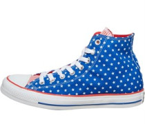 CT All Star Hi Polka Dot Sneakers Königs