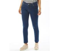 Skinny Denim Skinny Jeans Dunkel Gewascht