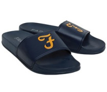 Sunset Slider Sandalen Navy