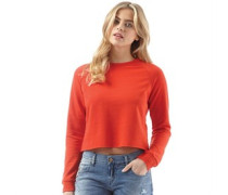 Pluto Sweatshirt Rot