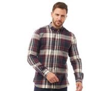 Multi Flannel Hemd mit langem Arm