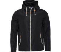 Mens Koldin Taslan Jacket Black