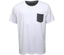 Übergröße Generate T-Shirt Weiß