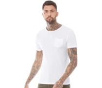 Arkham T-Shirt Weiß