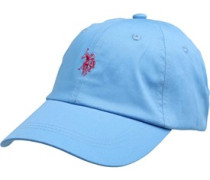 Mens Buckleigh Cap Ethereal Blue