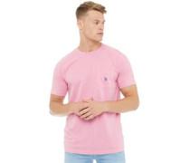 York T-Shirt Altrosa